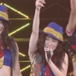 AKB48 大島優子・宮澤佐江・秋元才加・梅田彩佳の腋が見えるダンス
