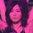 SKE・AKBの松井珠理奈がライブでワキ全開!キラっと光るのはワキ汗か!?