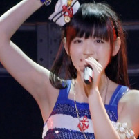 ℃-uteの鈴木愛理ちゃんが豪快にワキの下を見せてダンスしてるからワキ舐めしてぇ!