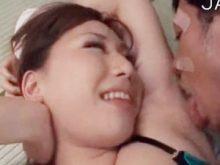 ワキ舐めされて喜ぶド変態看護師の佐山愛ちゃん