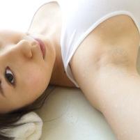 【高画質】激カワパイパンな清純系アイドル吉本真璃子ちゃんはかなりのジョリワキ!