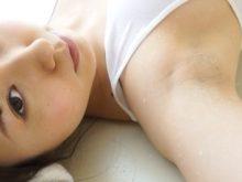 激カワパイパンな清純系アイドル吉本真璃子ちゃんはかなりのジョリワキ!