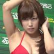 【高画質】元SKE48・佐藤聖羅のアイドルとは思えない黒ずんだエロいワキの下