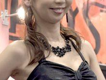 【4K画質】高画質でエロいワキのシワを見せてくれるキャンギャル大阪モーターサイクルショー2015