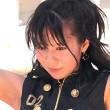 キレキレのダンスでワキ汗たっぷりかいたワキの下を見せてくれるご当地アイドルグループ山口活性学園 アイドル部