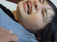 ワキの下を触られるだけで悶絶しまくりなNMB山本彩激似のロリ顔美少女