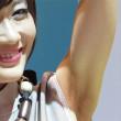 【高画質ワキフェチ動画】東京モーターショーのシトロエンのコンパニオンのワキの下がエロすぎる!
