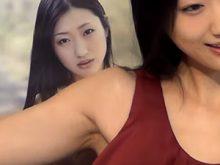 【高画質ワキフェチ動画】相変わらず卑猥過ぎる壇蜜のワキマンコから目が離せない