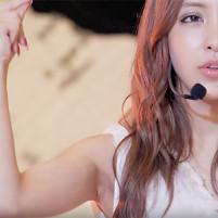 【高画質ワキフェチ動画】AKB48チームサプライズの板野友美のワキの下が卑猥すぎる!