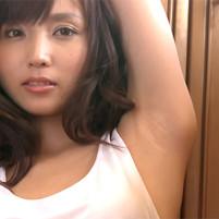 【高画質ワキフェチ動画】ワキフェチ必見!吉木りさの剃り残しのあるジョリワキ!