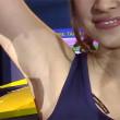 【高画質ワキフェチ動画】大胆なワキ見せポーズで綺麗なツルワキを披露してくれる激カワキャンギャル