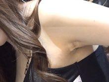 【高画質ワキフェチ動画】キレイな顔してるのにワキの下はめちゃくちゃ卑猥なセクシーキャンギャル