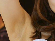 【高画質ワキフェチ動画】キレイに剃り上げたワキの下がたまらなくエロい激カワキャンギャル