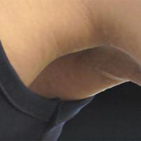 【高画質ワキフェチ動画】綺麗に脱毛処理されたワキの下は鳥肌みたいになってる激カワキャンギャル
