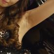【高画質ワキフェチ動画】めちゃエロいワキの下をバシャバシャ撮影されまくりなセクシーキャンギャル