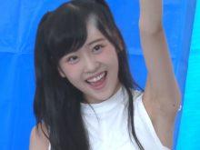 【高画質ワキフェチ動画】毎回爽やかなワキの下を披露してくれるアイドルグループピンク・ベイビーズ