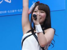 【高画質ワキフェチ動画】色白のすっぱそうなワキの下を晒してダンスするアイドルグループOS☆U
