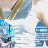 【高画質ワキフェチ動画】クソエロいワキマンコをこれでもかと見せてくれるスタイル抜群なキャンギャル 東京ゲームショウ2017