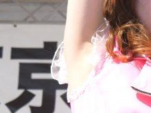 【高画質ワキフェチ動画】キレイに処理したワキの下がアイドルの証! アイドルグループ「LOCK ON LAUGH」