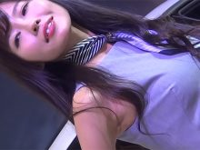 【高画質ワキフェチ動画】セクシーな表情と卑猥なワキの下のバランスがエロすぎるキャンギャル 大阪モーターショー2017