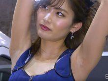 【高画質ワキフェチ動画】さすがとしか言いようがないワキ見せをしてくれるセクシーキャンギャル
