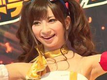東京ゲームショウのキャンギャルのワキがキレイなツルワキすぎて一日中舐めてたい
