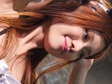 【高画質ワキフェチ動画】ワキの毛穴の質感がわかるぐらいドアップでワキの下を撮られてしまったキャンギャルバニー