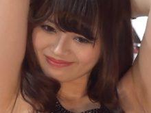 【高画質ワキフェチ動画】よほど自信があるのかわき見せポーズをずっと続けてくれるツルワキセクシーキャンギャル 東京オートサロン
