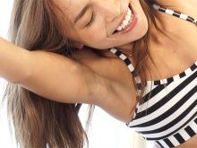 【高画質ワキフェチ動画】ヨガレッスンでクソエロいワキの下を披露してくれる美人インストラクター