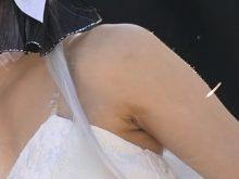 【高画質ワキフェチ動画】コミケで性器かと見間違えるほど卑猥なワキを発見!