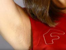 【高画質ワキフェチ動画】このワキの毛穴の質感、最高と言わざるを得ない!